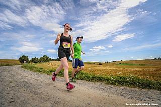 Závody v srdci Labských pískovců: běh, jízda na kole, nordic walking (Reklamní sdělení)