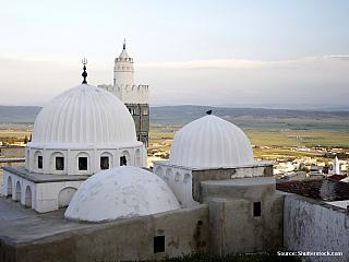 Le Kef – orlí hnízdo (Tunisko)
