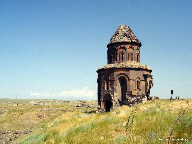 Kudy kam - Kars a Ani