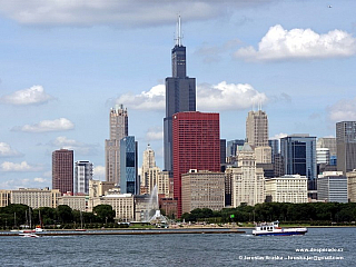 Chicago - třetí největší město USA (Spojené státy americké)