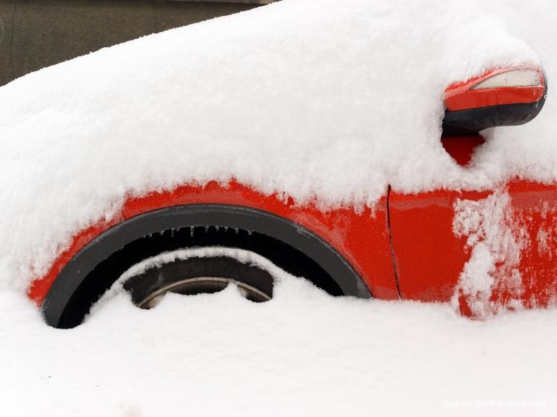 Kanadská zima