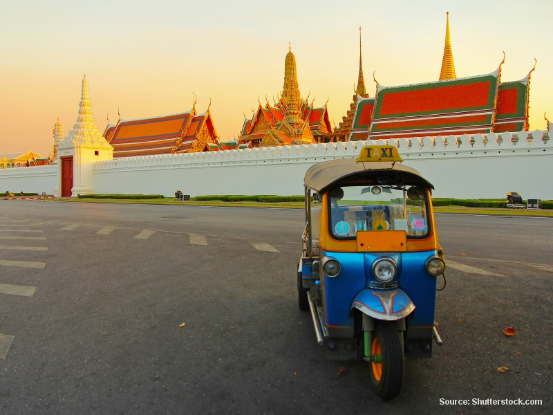 Deník z Thajska a Kambodže (1 / 6)