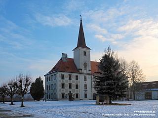 Zámek Chropyně (Česká republika)