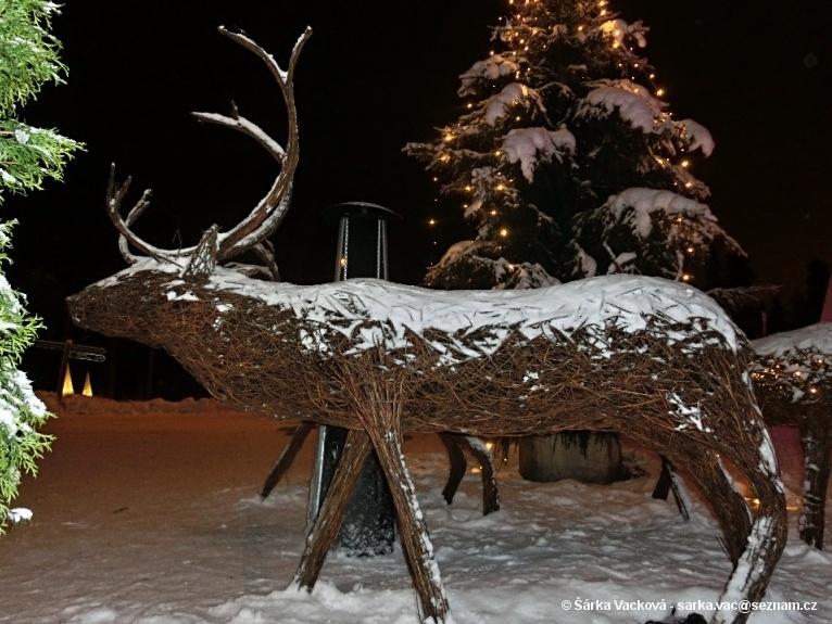Rovaniemi – Vločka severu