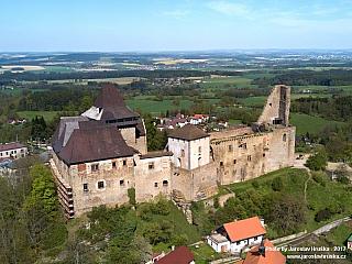 Hrad Lipnice nad Sázavou (Česká republika)