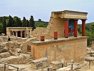 Knóssos – nejstarší město Evropy (Řecko)