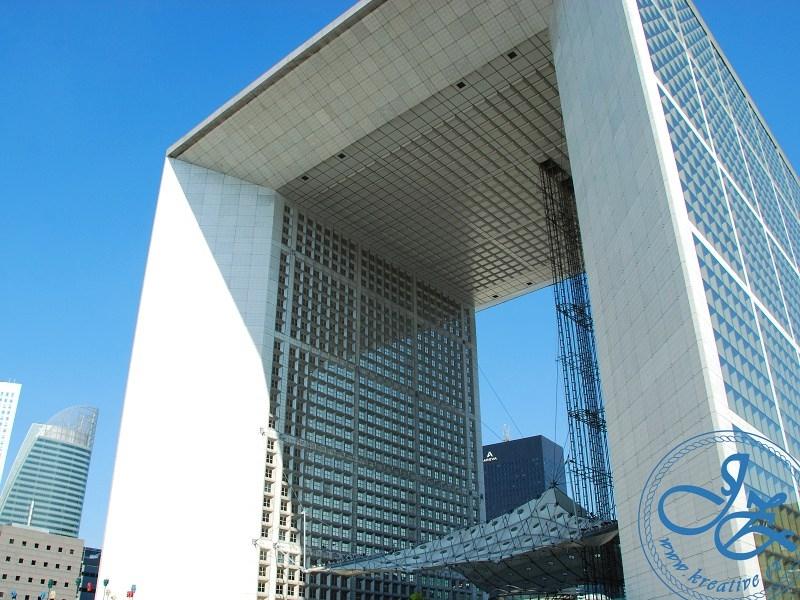 Pařížská čtvrť La Défense