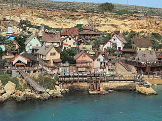 Vesnice Pepka námořníka (Malta)