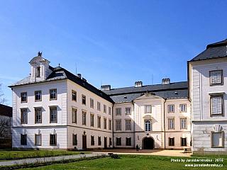 Zámek Vizovice (Česká republika)