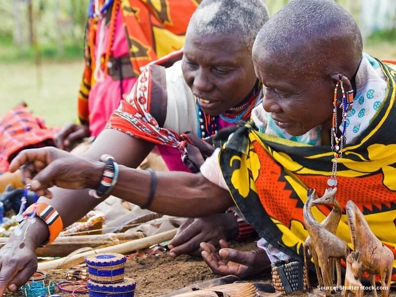 Masajové: Muž musí ochránit kmen i rodinu