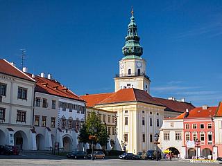 Zámek Kroměříž (Česká republika)