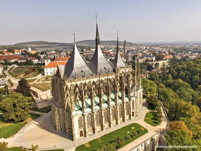 Kutná Hora je slavným historickým městem