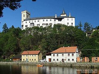 Hrad Rožmberk (Česká republika)