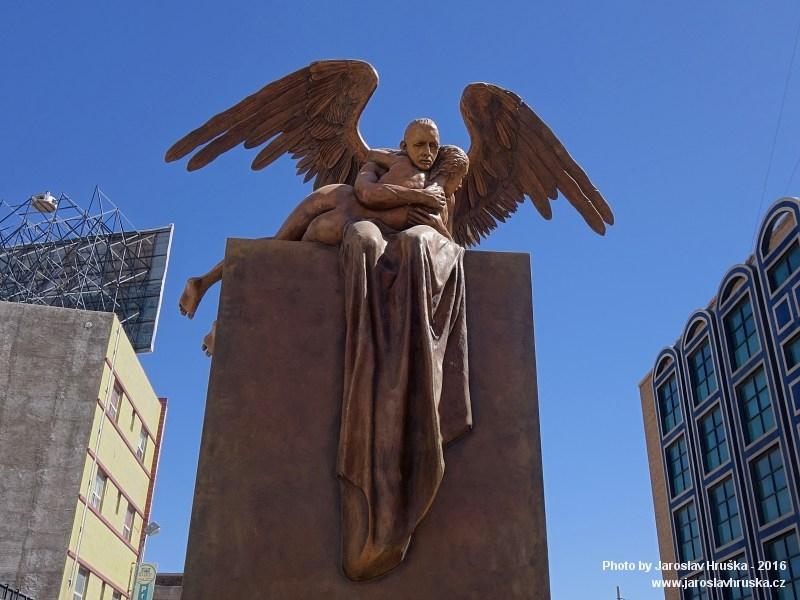 Ciudad Juárez je město války drogových kartelů