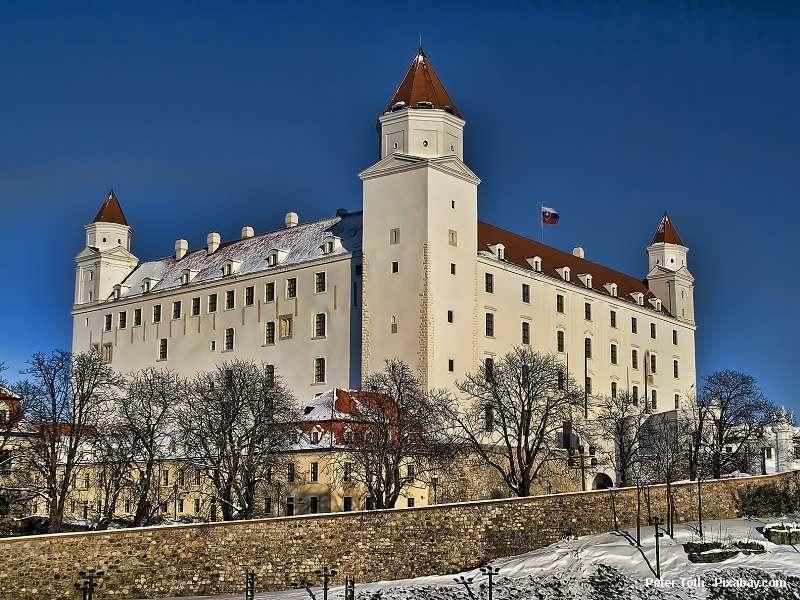 Bratislava - hlavní město Slovenska
