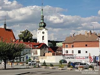 Pelhřimov je městem kuriózních rekordů (Česká republika)