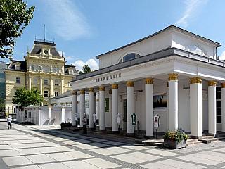 Lázeňské město Bad Ischl (Rakousko)