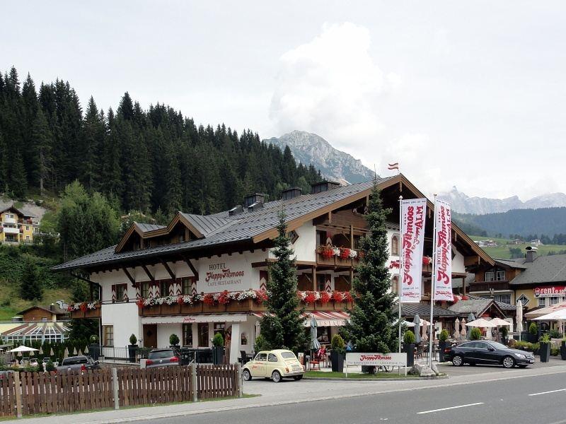 Horská vesnice Filzmoos