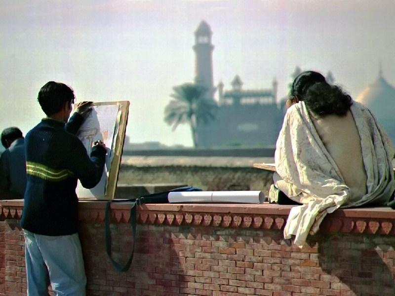 Láhaur je hlavní město provincie Paňdžáb