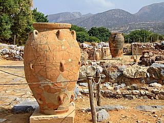 Archeologické naleziště Malia (Kréta - Řecko)