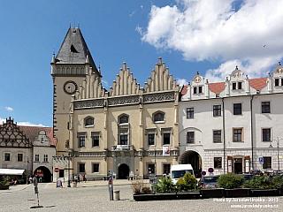 Husitské město Tábor (Česká republika)