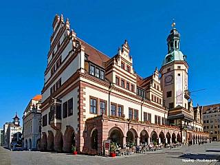 Lipsko aneb jedno z nejslavnějších německých měst s bohatou historií (Německo)