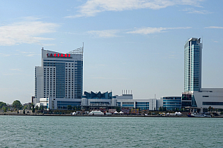 Casino Caesars ve Windsor (Kanada)