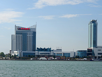 Casino Caesars ve Windsor (Ontario - Kanada)