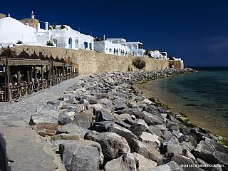 Hammamet - turistika po africku (Tunisko)