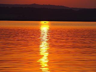 Do termálů k Velenskému jezeru (Maďarsko)