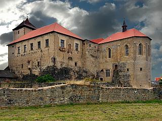 Vodní hrad Švihov (Česká republika)