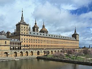 Fotogalerie Klášter a královské sídlo svatého Vavřince v El Escorialu (Španělsko)