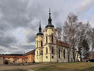 Želivský klášter – pohnutý osud skutečné nádhery (Česká republika)