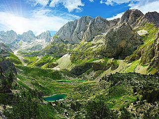 Hory v Albánii
