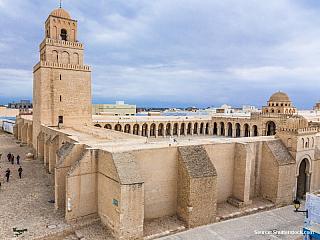 Kairouan – svaté město muslimů (Tunisko)