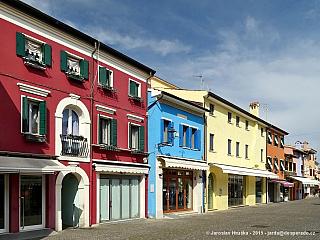 Caorle je vyhlášenou destinací nejen pro české turisty (Itálie)
