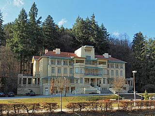 Proslulé lázně ve městě, které kvete kulturou – aneb Luhačovice (Česká republika)