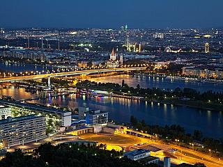 Vídeň a Graz, největší města Rakouska (Rakousko)