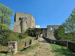 Hukvaldy ukáží středověké dobývání opravdu zblízka (Česká republika)