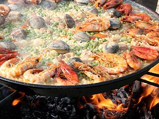 Gastronomické speciality Španělska (Španělsko)