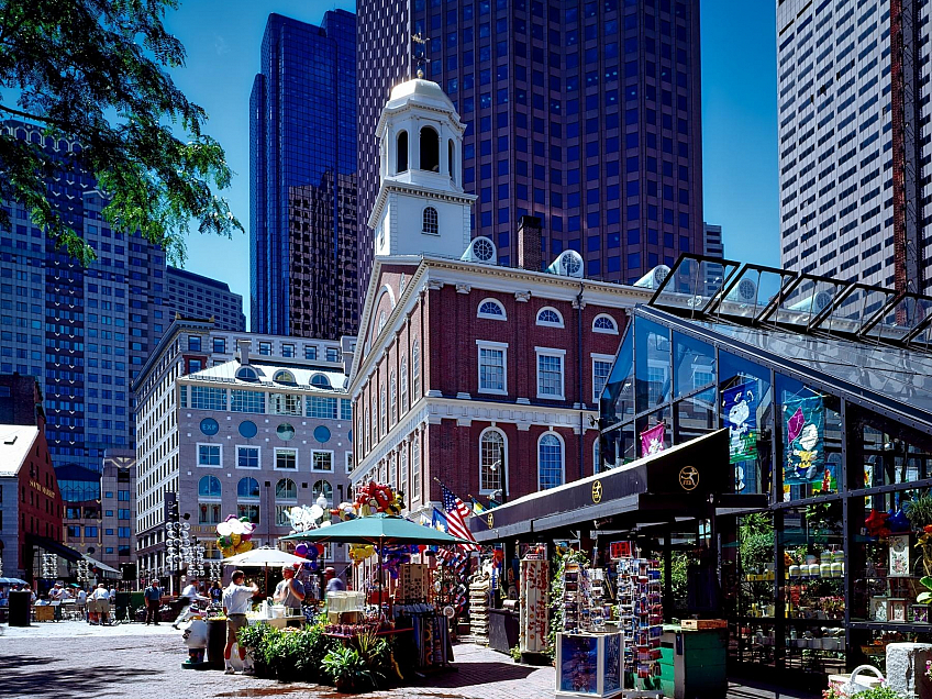 Boston (Massachusetts - USA)