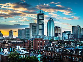 Boston je perlou východního pobřeží USA (Spojené státy americké)