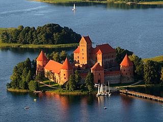 Hrad Trakai (Litva)