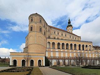 Zámek Mikulov (Česká republika)