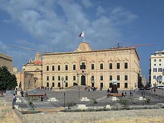 Valletta, hlavní město Malty v krátkém videu (Malta)