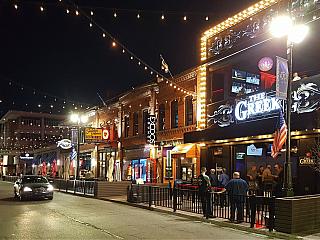 Řecká čtvrť v Detroitu (Spojené státy americké)