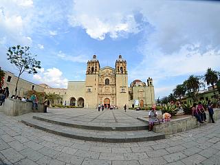 Oaxaca – barokní klenot jižního Mexika (Mexiko)