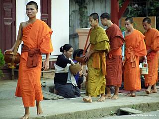Kudy kam – Luang Prabang (Laos)
