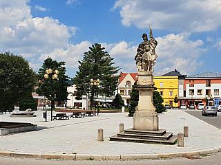 Rožnov pod Radhoštěm nabídne horské ovzduší a historické památky (Česká republika)