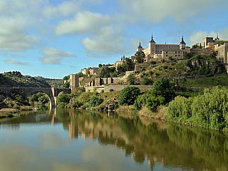 Toledo bylo historickým centrem Španělska a sídlem králů (Španělsko)